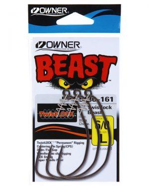 5130 Beast Unweighted Hooks Pack