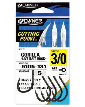 Owner Gorilla Hooks Pack