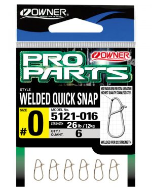 P-20 Welded Snap Pack