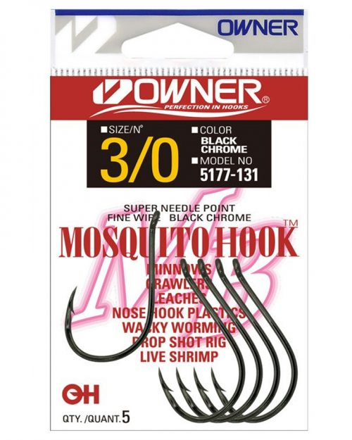 Mosquito Hooks Pack