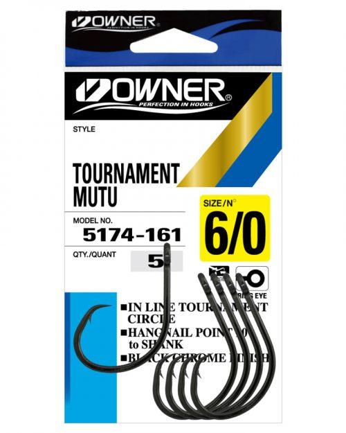 Mutu Circle Tournament Hook Pack