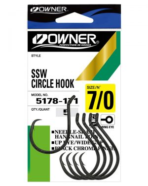 Owner® SSW Circle Hook Pack