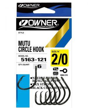 Owner Mutu Circle Hook pack