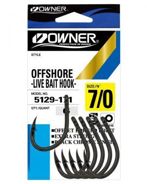 Owner Offshore Hooks Pack