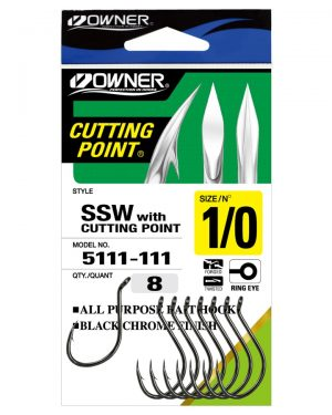 SSW Cutting Point Hooks Pack